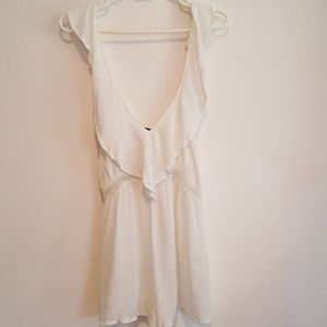 Kendall & Kylie romper, size Small, white